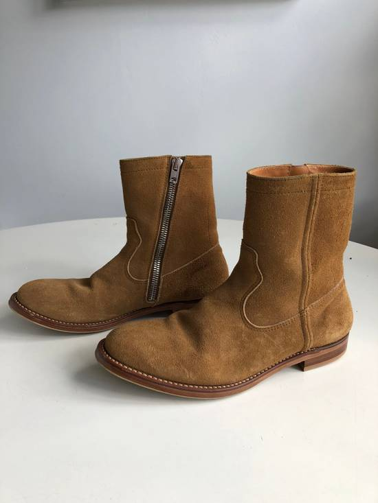 Unused Side Zip Boots UH0350 Size US 8 / EU 41