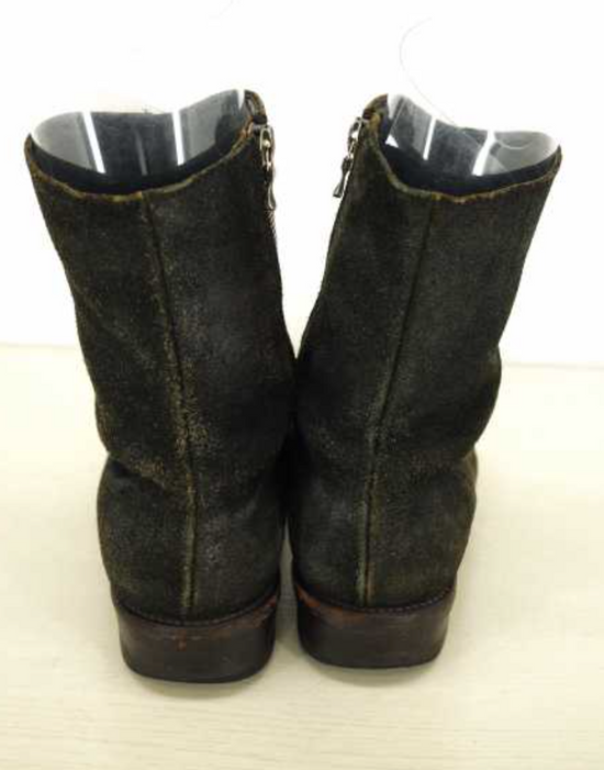 Julius Julius Suede Black Boots Size US 9.5 / EU 42-43 - 1