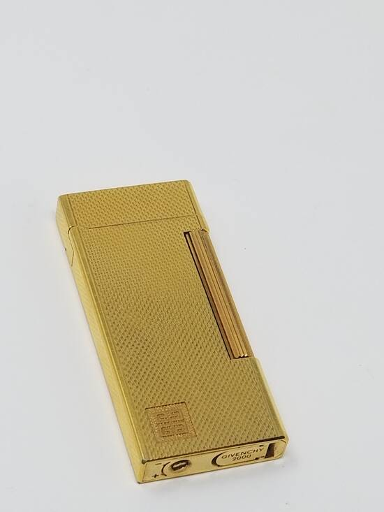 Givenchy Gold plated lighter Size ONE SIZE - 2