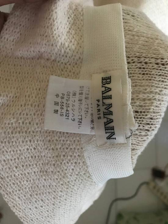 Balmain Vintage Bucket hat Balmain material wool authentic Size ONE SIZE - 2
