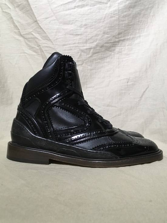 Givenchy FW12 PODIUM ANKLE BOOTS Size US 8 / EU 41 - 4