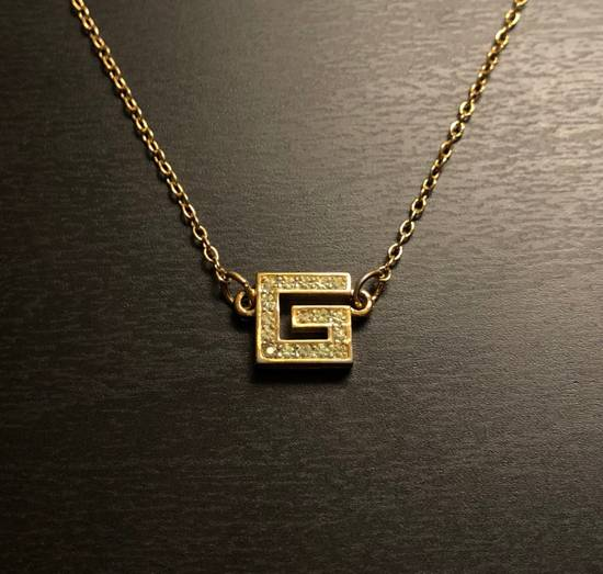 """Givenchy ❗️FLASH SALE❗️Iced Out """"G"""" Chain Size ONE SIZE - 4"""