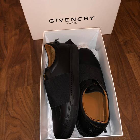 Givenchy new! black band sneakers Size US 9 / EU 42 - 4