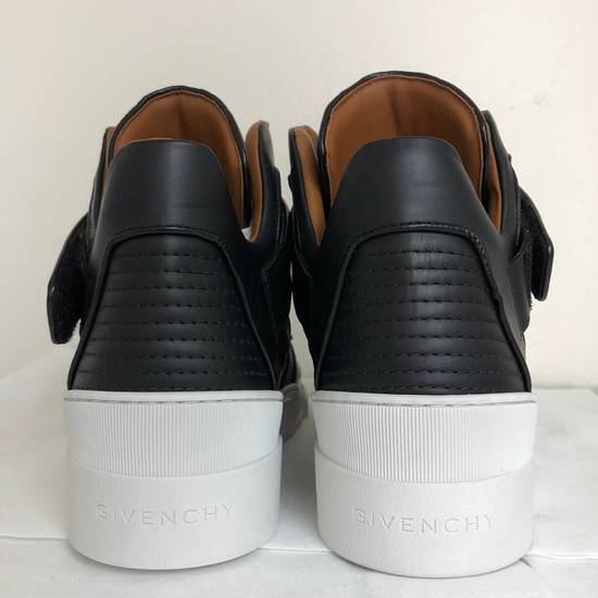 Givenchy Tyson Hi Top Sneakers Black NIB Size US 8 / EU 41 - 4
