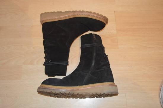 Ann Demeulemeester Suede Boots RRP £845 Size US 8 / EU 41 - 3