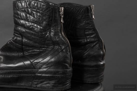 Julius = last drop = engineer leather boots Size US 9.5 / EU 42-43 - 2