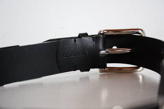 Balmain Decarnin SS11 Metal belt xx Size 28 - 3