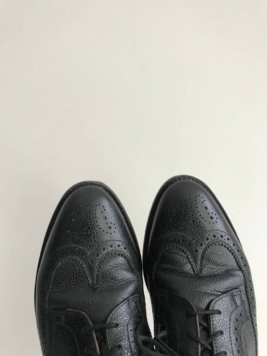 Thom Browne Thom Browne Mens Leather Brogue Shoes Size US 7 / EU 40 - 1