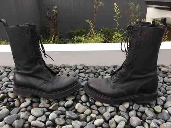Balmain Decarnin Era 11' FW Combat Boots Size US 7 / EU 40 - 5
