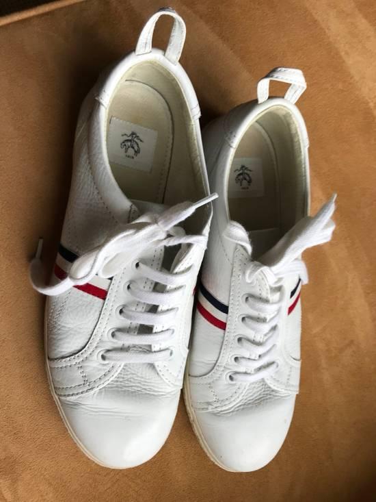 Thom Browne Black Fleece Tennis Shoes Size 8.5 Size US 8.5 / EU 41-42