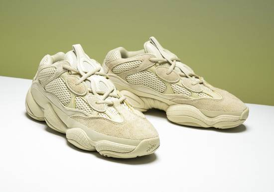 reputable site 4e807 7f939 SIZE 5 Yeezy 500 Super Moon Yellow