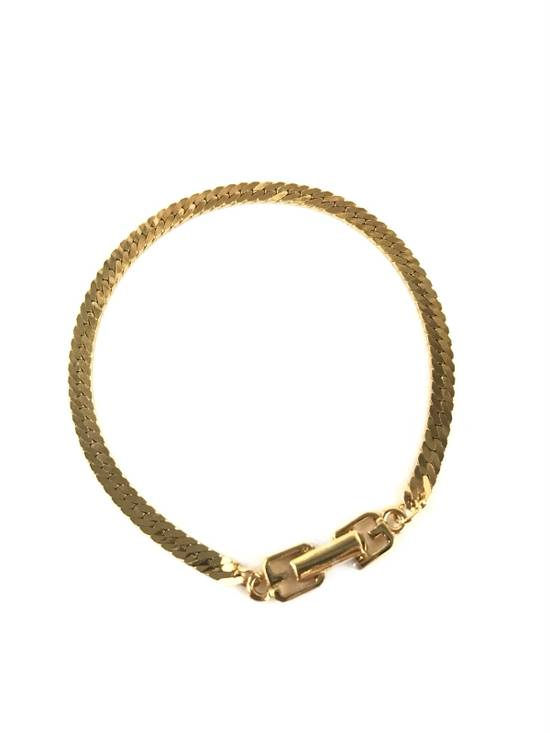 Givenchy Gold Toned Bracelet Size ONE SIZE