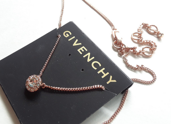 Givenchy Givenchy Necklace Size ONE SIZE