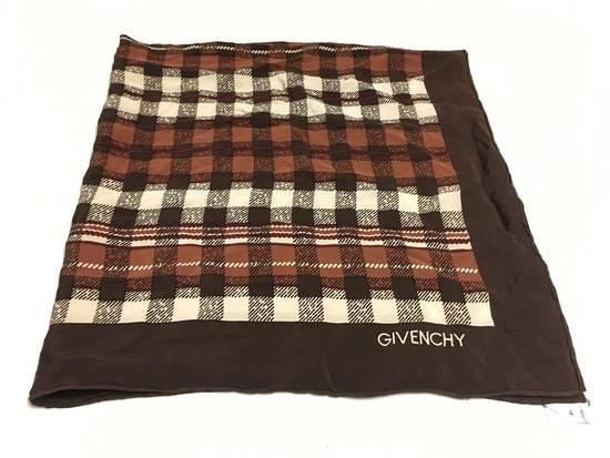 Givenchy Vintage Givenchy Silk Scarf Stripe Silk Scarves Size 30