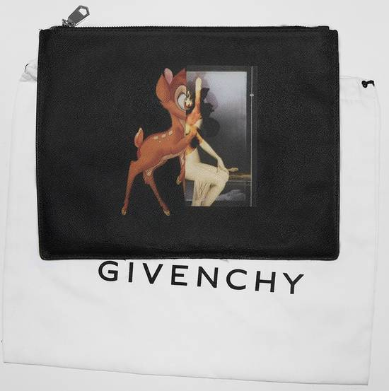 Givenchy Givenchy Bambi clutch pouch bag Size ONE SIZE - 1