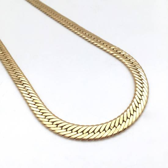"Givenchy 24.5"" Gold Chain Necklace Size ONE SIZE - 3"