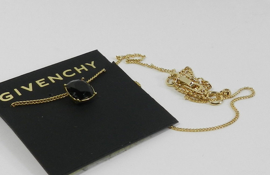 Givenchy Givenchy Gold Necklace Size ONE SIZE