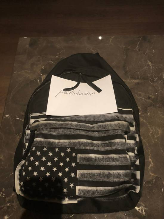 Givenchy American Flag Backpack Black/Grey Size ONE SIZE - 1
