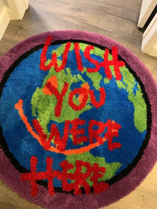 Travis Scott Travis Scott Astroworld Rug Wish You Were