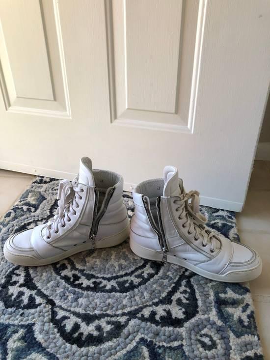 Balmain Hi Top Sneaker Boot Size US 10 / EU 43 - 2