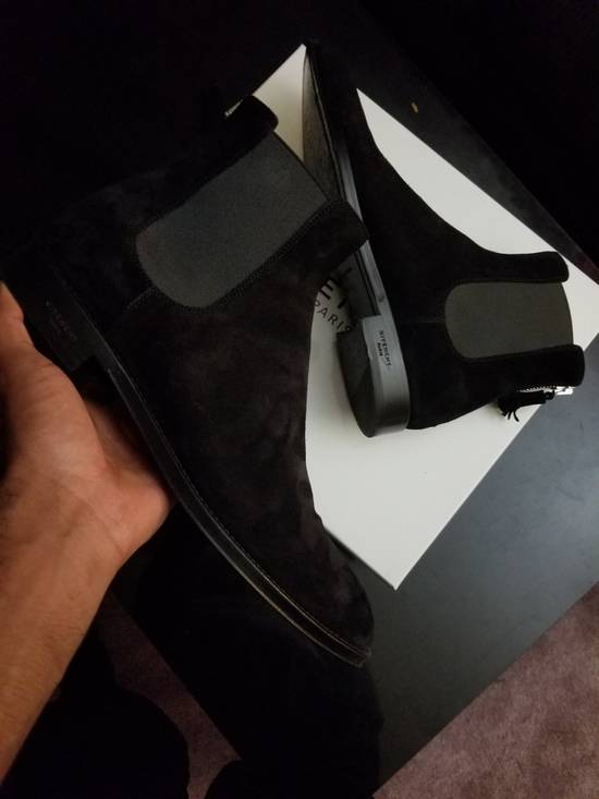 Givenchy Givenchy Suede Rider Chelsea Zip Boot Size US 10 / EU 43