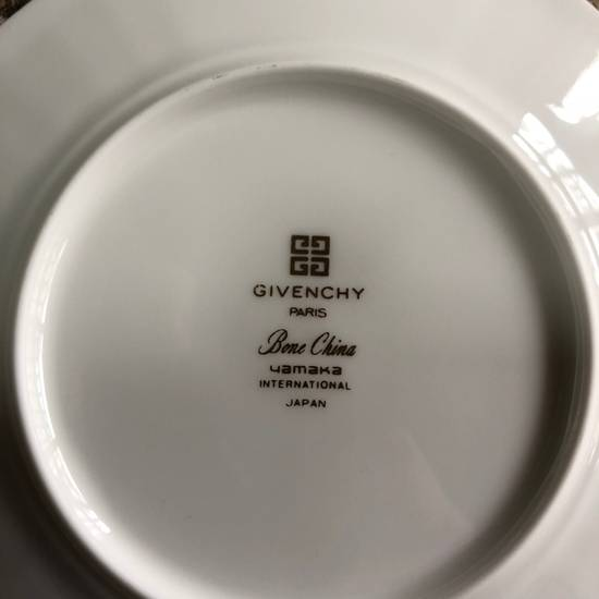 Givenchy Ashtray / Rolling Surface / Dish Size ONE SIZE - 3