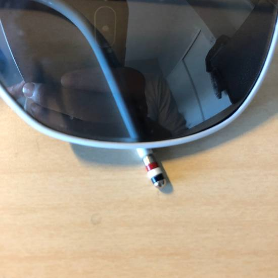Thom Browne Thom Browne Sunglasses Size ONE SIZE - 3