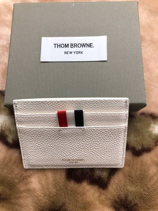 Thom Browne Thom Browne Card Holder Size ONE SIZE - 3