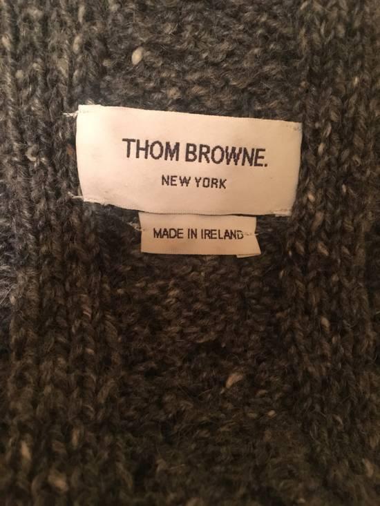 Thom Browne Thom Browne Wool Scarf Size ONE SIZE
