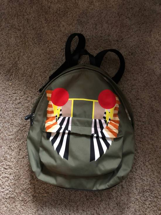 Givenchy Egyptian Green Olive Backpack Size ONE SIZE