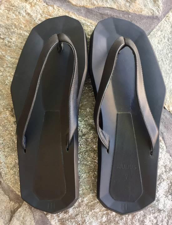 Julius JULIUS 'Geometric' Sandals Size US 10 / EU 43 - 2