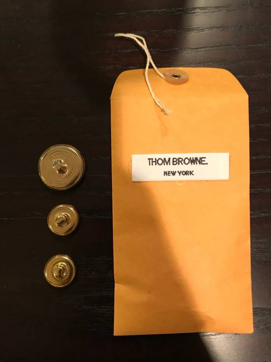 Thom Browne Anchor Buttons Size ONE SIZE - 1