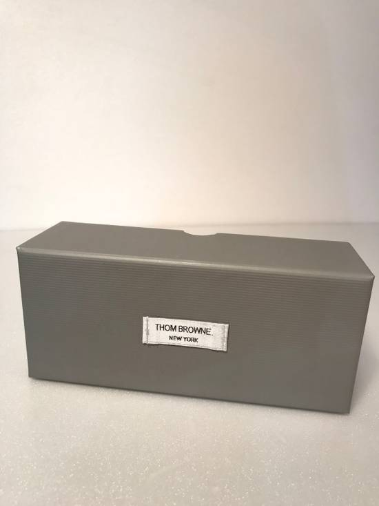 Thom Browne Rare Thom Browne Tinted Yellow Sunglasses Size ONE SIZE - 4