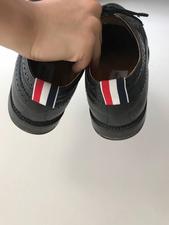 Thom Browne Thom Browne Mens Leather Brogue Shoes Size US 7 / EU 40 - 2