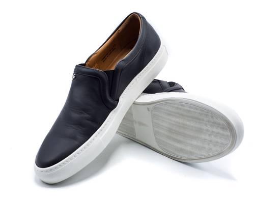 Givenchy Givenchy Men's Black Leather Skate Shoe Slip Ons Size Size US 11 / EU 44 - 4