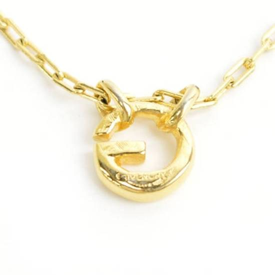Givenchy Gold Logo Necklace Size ONE SIZE - 6