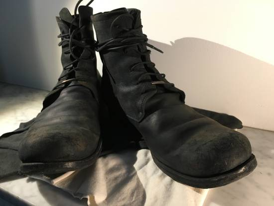 Layer-0 Reverse Cordovan 5-Hole Boots Size US 9 / EU 42 - 5