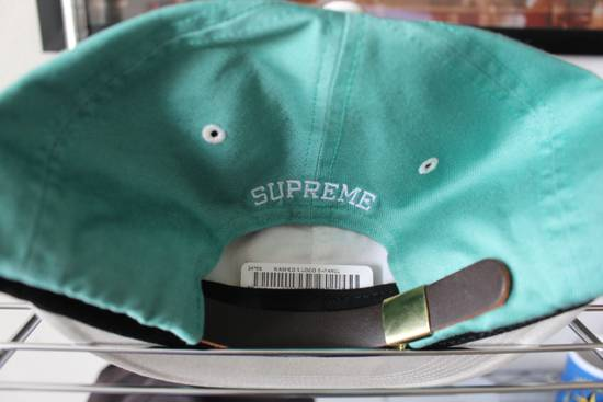 Supreme Supreme 2-Toned S Logo Teal DS Size ONE SIZE - 2