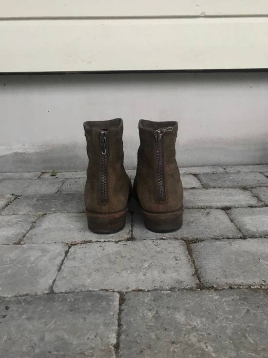 Julius Engineer/Backzip Boots (Size 2) Size US 9.5 / EU 42-43 - 3