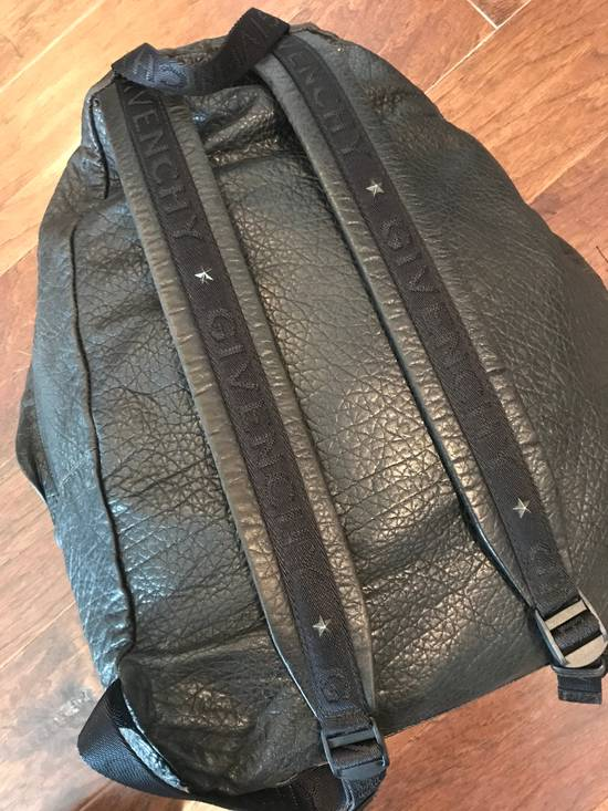 Givenchy Givenchy Leather Backpack Size ONE SIZE - 1