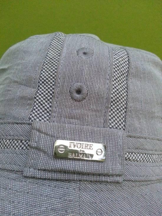 Balmain ❌ SOLD ❌❗RARE VINTAGE IVOiRE DE BALMAIN HAT Size ONE SIZE - 2