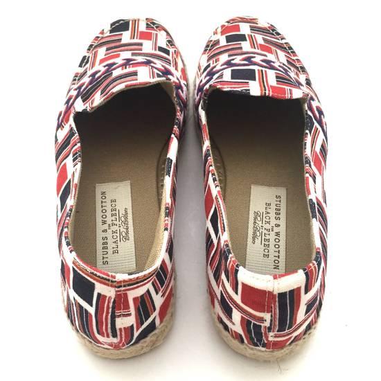 Thom Browne Flag Print Espadrille Shoes NWT Size US 9 / EU 42 - 3