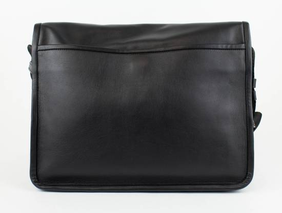 Givenchy Men's Black Obsedia Leather Messanger Briefcase Size ONE SIZE - 1