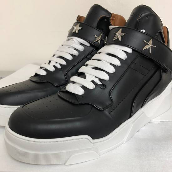 Givenchy Tyson Hi Top Sneakers Black NIB Size US 8 / EU 41 - 1