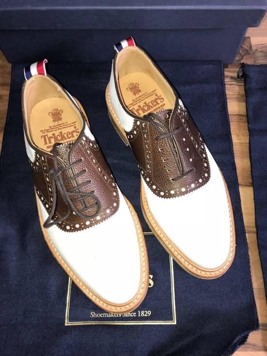 Thom Browne Thom Browne x Trickers Saddle Trampler Shoes Size US 8 / EU 41 - 5