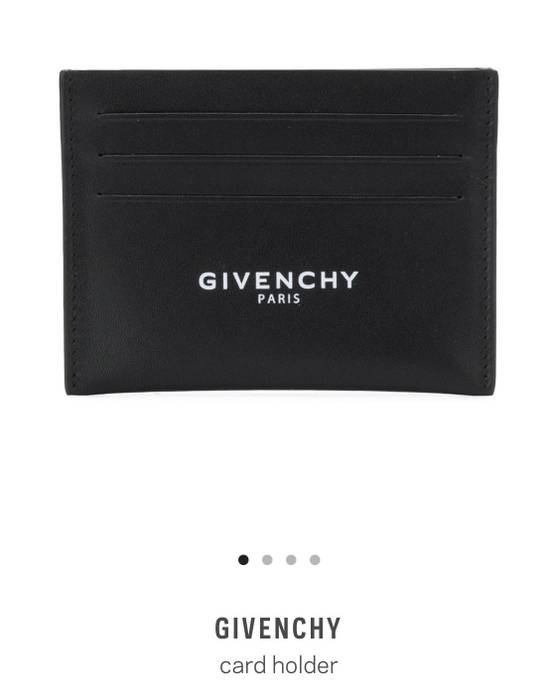 Givenchy Card Holder Size ONE SIZE