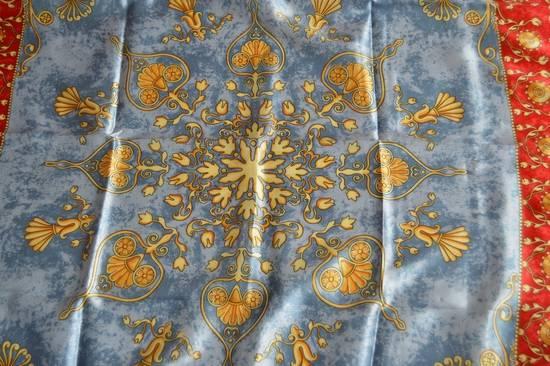 Balmain rare vintage polyester satin scarf/handkerchief Size ONE SIZE