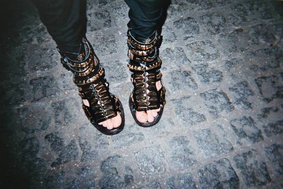 Givenchy SS10 GLADIATOR SANDALS Size US 9 / EU 42 - 6
