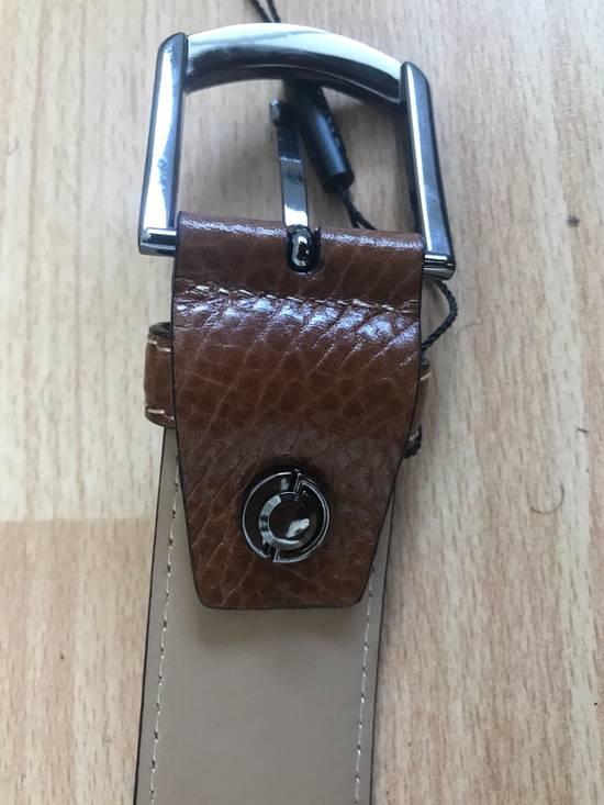 Balmain Balmain Size 34 Leather Belt Size 34 - 5