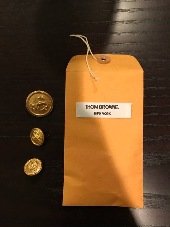 Thom Browne Anchor Buttons Size ONE SIZE - 3